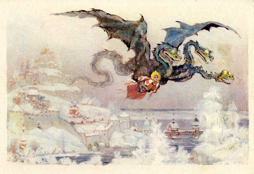 Nicolai Kochergin - Dragon 2