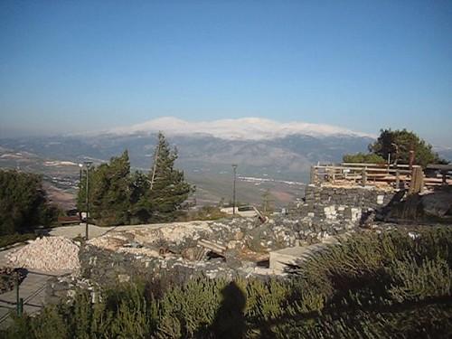 lebanon israel misgavam