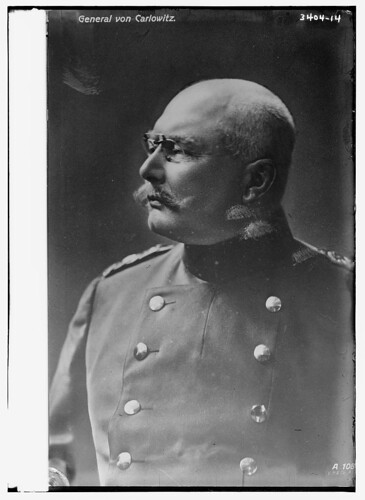 General von Carlowitz (LOC) by The Library of Congress