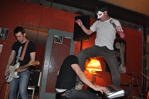 Party Knives at Yogi's Meatlocker