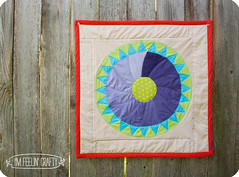 Project Quilting- Week 4- Barn Quilts- front