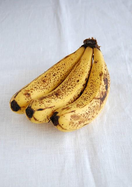 Butterscotch banana cake / Bolo de banana caramelada