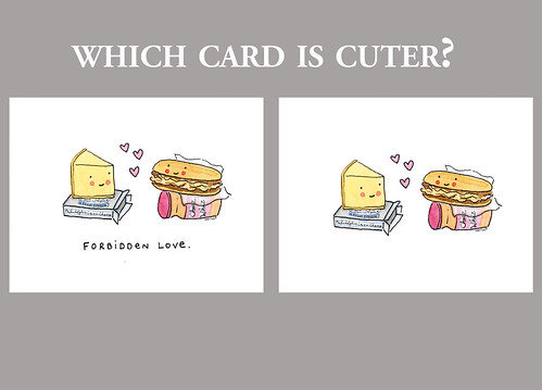 Which is cuter?