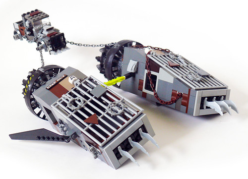 Zombie's Post-Apoc Podracer