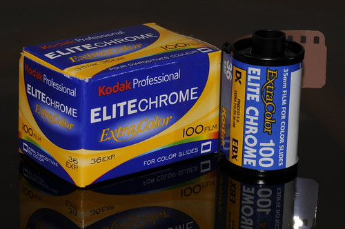 Good bye Kodak slide film