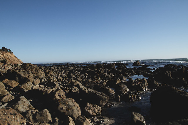Pacifica Beaches (Tide Pools)