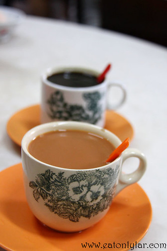 Tea and Coffee, Yut Kee Restaurant