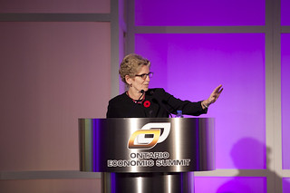 Hon. Kathleen Wynne, Minister of Transportation