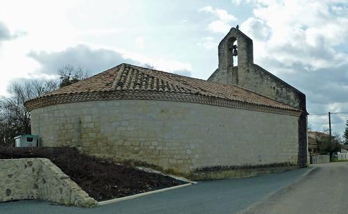 Vares - L'Eglise Sainte Marthe de Vares 03