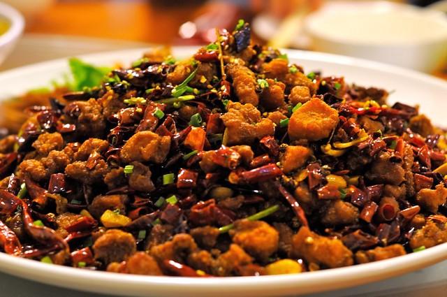 Chong Qing La Zi Ji 重庆辣子鸡