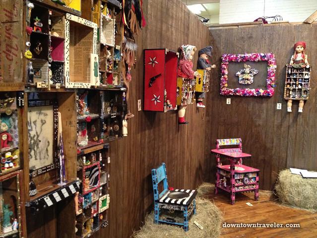 Fountain Art Fair_Evo Love Exhibit