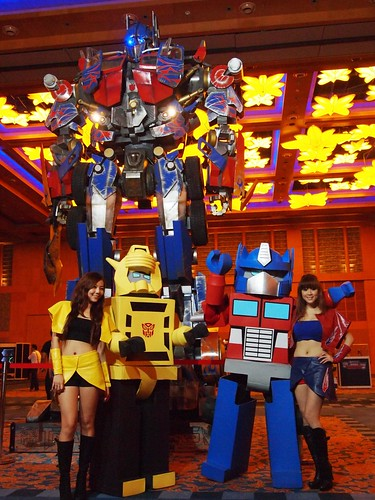 Cybertron Con @ Resorts World Sentosa
