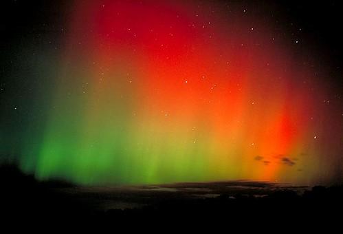 Imagen de Aurora Boreal