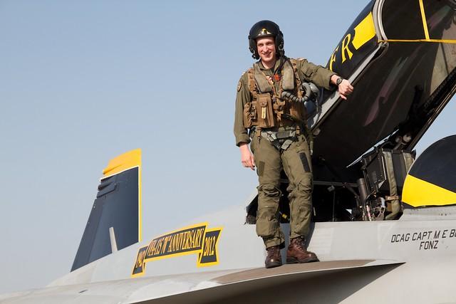 VFA-115 F/A-18E CAG 70th Anniversary