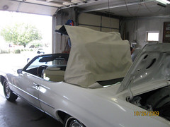 Convertible Tops Replaced