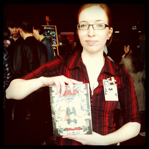 #stockholm #comics #sis12 Tinet with copy of Driftwood.