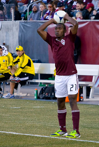 Luis Zapata Colorado Rapids by Corbin Elliott Photography