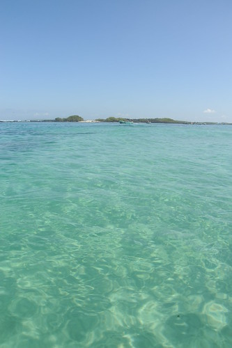 綺麗な海!