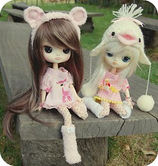 Jhenny e Ayumi♥ ~{Explore}~