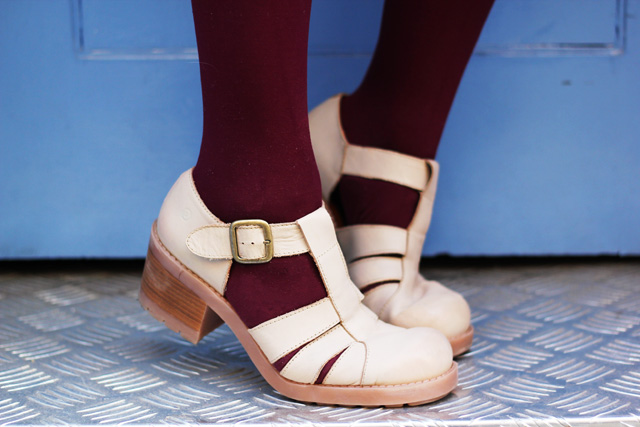 sixtyseven tuva buckle sandals