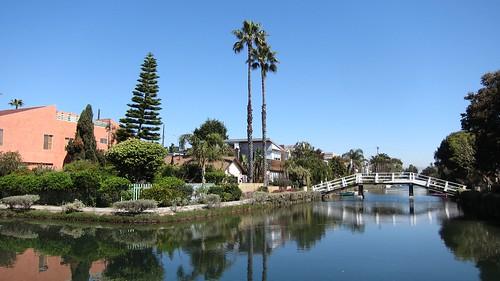 Canals of Venice, CA