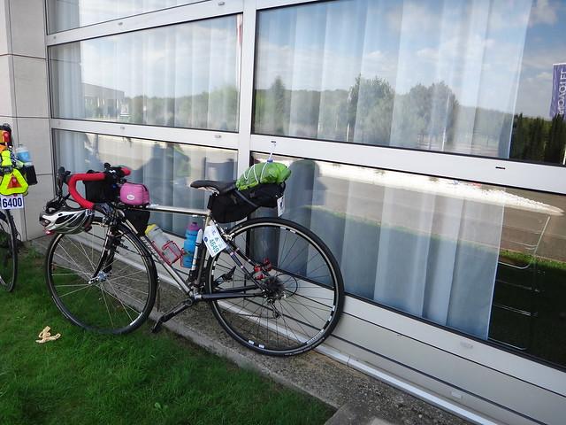 Dr T's bike PBP