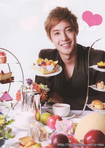 "Kim Hyun Joong ""Trendy"" Taiwanese Magazine Issue No.32"