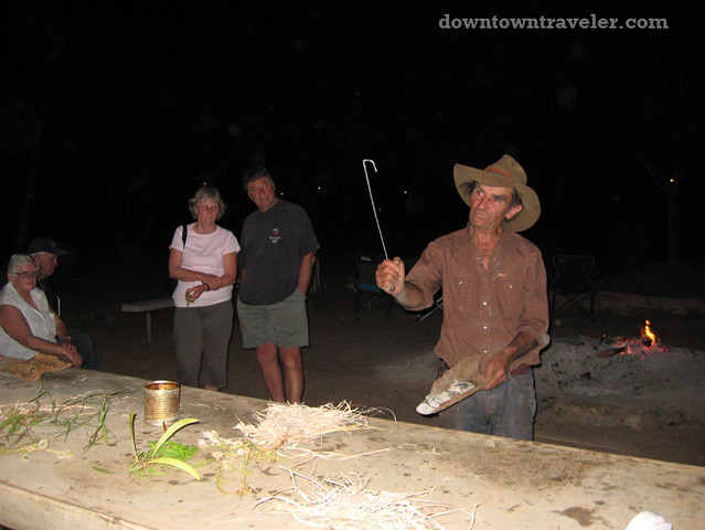 Australian Outback Jimmy Bushtucker Man 02