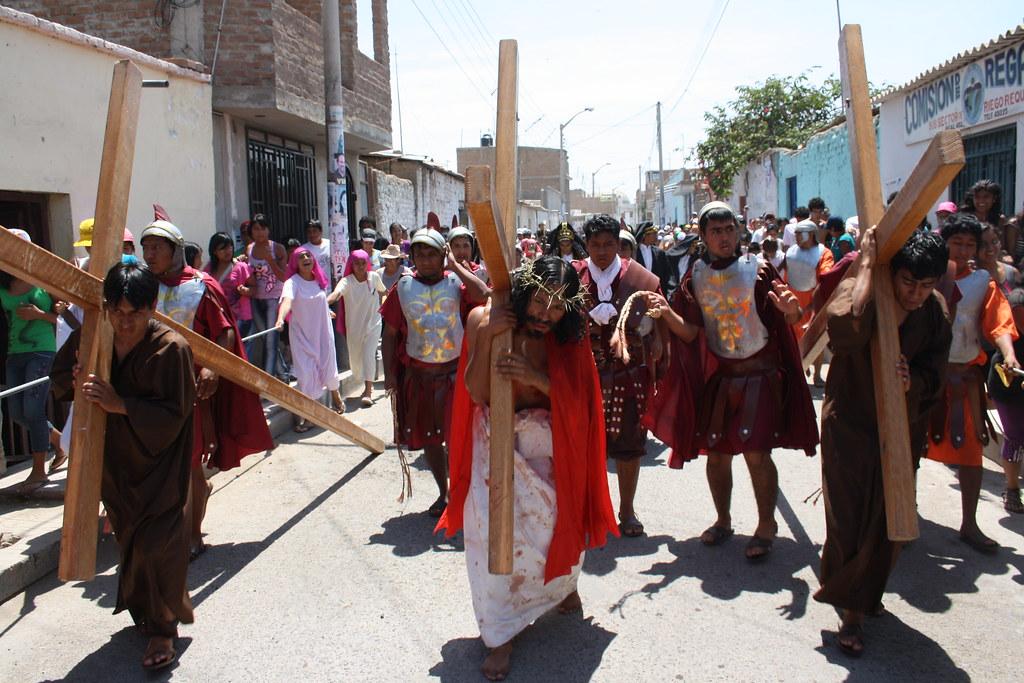 Semana Santa en Reque