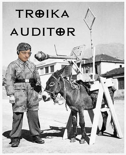 TROIKA AUDITOR by Colonel Flick