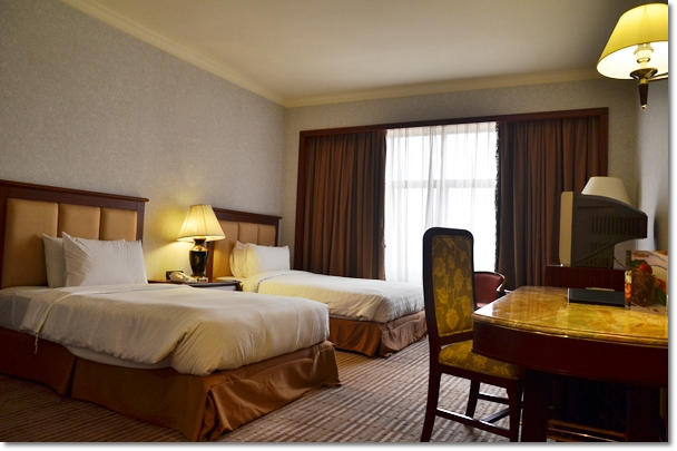 Grand River View Hotel - Twin Bed