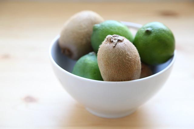 Limes and Kiwis