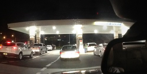 Costco Gas line 2 by dennis_p