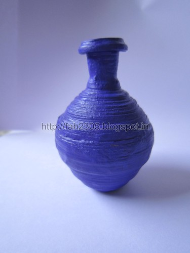 Handmade Paper Pot (7) by fah2305