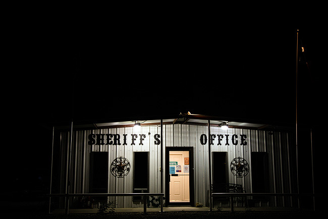 Sheriff's Office - Places to see in Texas // localadventurer.com