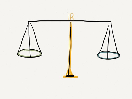 The scale of legal IR