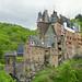 Entering the medieval castle Burg Eltz by B℮n