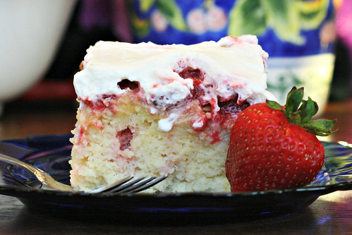 strawberry tres leches cake so tasty so strawberry tres leches cake 7777