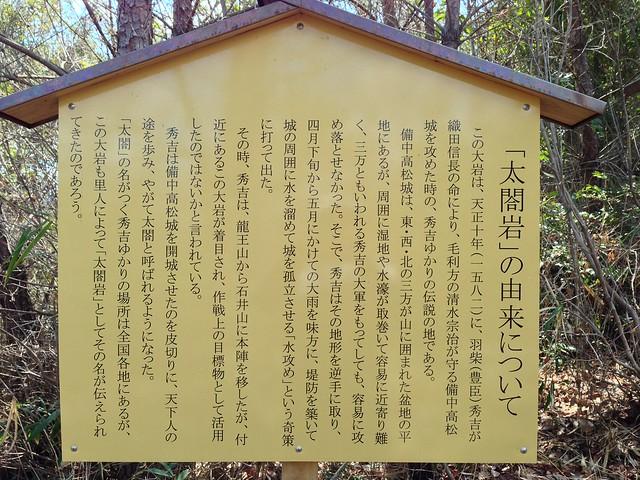 太閤岩 #7