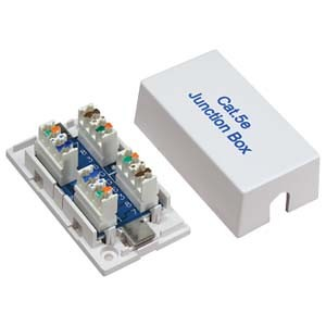 cat5e junction box