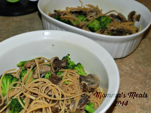 Healthy Turkey Tetrazzini (2)