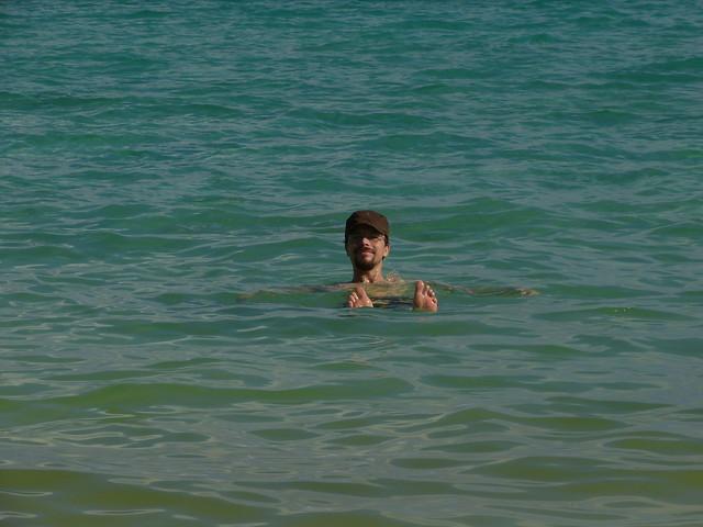 Playa del Carmen seaside