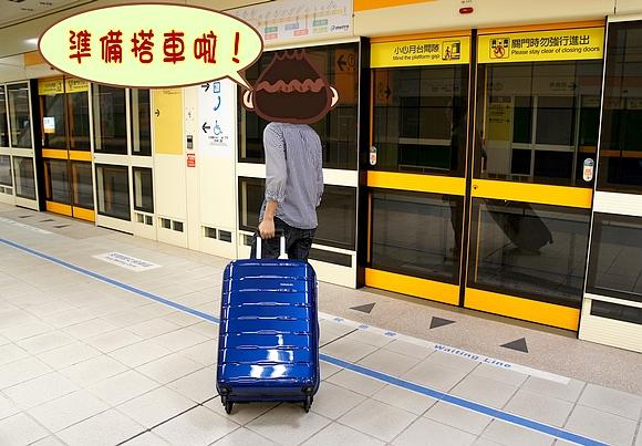 新秀麗行李箱27
