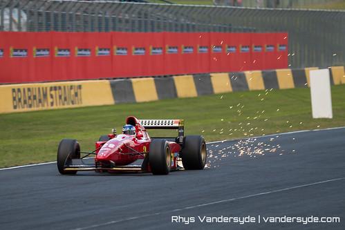 Ferrari Racing Days - Sydney 2014