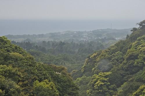 【写真】離島めぐり : 龍神の滝