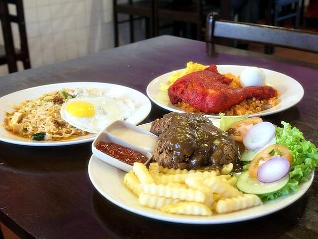 halal Penang food - best nasi kandar raffe bishop street-010