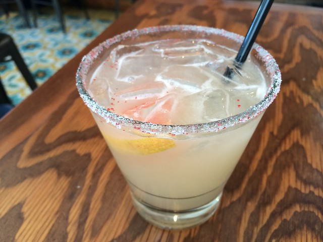 Paloma cocktail - Tacolicious