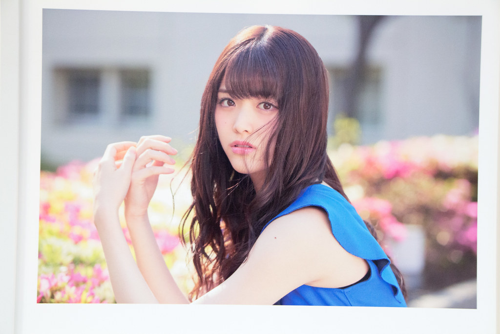 """Nogizaka46 2nd Album """"Sorezore no Isu"""" Promotional Event """"Nogiten"""" at Shibuya Tsutaya: Matsumura Sayuri"""