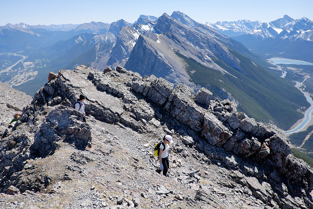 Scrambles - East End of Rundle 2016 -14