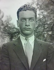 Eric P. Newman age 20 circa 1931